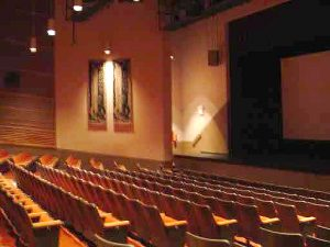 Auditorium Ravens Cry Theatre