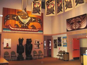 Lobby Ravens Cry Theatre